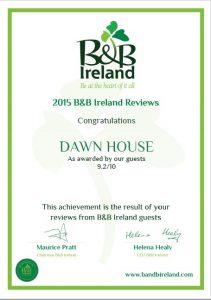 dawn-house-b-and-b-ireland